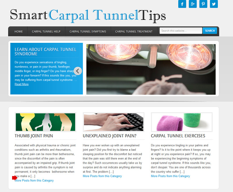Smart Carpal Tunnel Tips